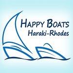 Happy Boats - Haraki Rhodes