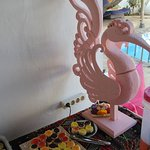Chakra Healing Gemstone Tarot Class for Big Groups - cheesecake heaven!