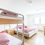 4-er Zimmer Berghotel Rossweid
