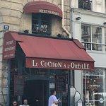 Zdjęcie Le Cochon A L'Oreille
