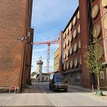 Noisy, dust, have a lot of instruction around hotel and bad location for visit Copenhagen central