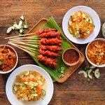 The Signature dish of Sate Ratu