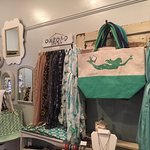 Ladies accessories, purses and scarves