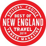 Selected as a 2019 Yankee Magazine Editors' Choice for best bed and breakfast in New Hampshire.