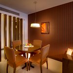Suite Room - Dinning Area.