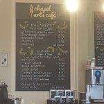 Photo de Chapel Arts Cafe