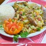 Bacalhau de Salada