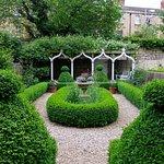 Garden behind the Kennard.  Anytime Access.
