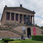 Museum in Berlin. Get there in comfort from Prague. Hire your personal driver via our website.