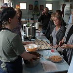 Grates Cove Studios offers Cajun/Creole Cooking Workshops for you to experience during your stay.