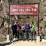First Day on the Inca Trail!