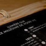 Un bout de la liste des millésimes disponibles. A hint to the list of the vintages available.