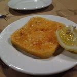 Kızarmış peynir