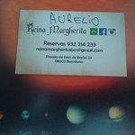 صورة فوتوغرافية لـ Reina Margherita
