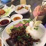 Beef Teriyaki & Rice