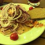 B W S bayrischer Wurst Salat