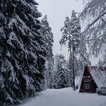Krasnoye Ozero Ski Resort照片