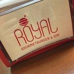 Bilde fra Royal GourmetBurger & Gin