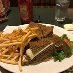 Roast beef melt will melt in your mouth!!! AMAZING!!!