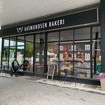Bilde fra Aasmundsen Bakeriutsalg