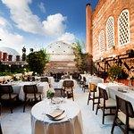Lokanta 1741 fine dining restaurant