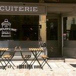 Foto van La Biscuiterie