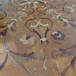 Wood Floor in the Hermitage