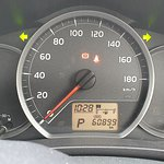The mileage is already 60K