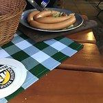 Zdjęcie Gaststatte Nurnberger Bratwurst Glockl am Dom
