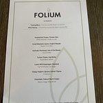 Zdjęcie Restaurant Folium