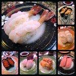 ภาพถ่ายของ Kaiten Sushi Topikaru
