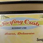 The Surfing Crab照片
