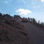 Easy path at Vesuvius NP
