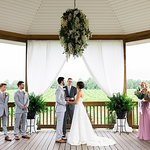 June Wedding at the Winery