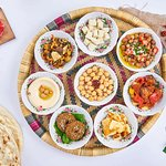 """""""Traditional Emirati & Arabic food and Appetizers only at Dubai House, Cairo."""""""