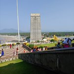 Murudeshwar temple tower.