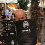 Bilde fra ZEBRA pizzeria