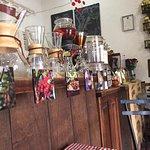 Un café rico y bien preparado, el mejor de de Villa de Leyva :)