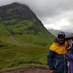 Glen Coe (Three sisters)
