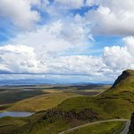 The Quiraing (Isla de Skye)
