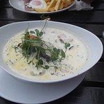 Bilde fra Cadgwith Cove Inn Restaurant