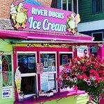 River Ducks Ice Cream