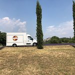Bilde fra Gael Pizza (camion pizza)