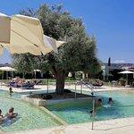 Relaxing Pool-Area