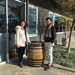 Hanging out at Bunnamagoo Wines with Country Escape Tours