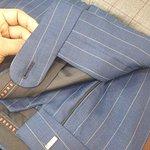 Workmenship from Master cut bespoke tailor