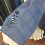 Workmenship from Master cut bespoke tailor