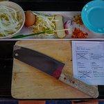 Pad Thai Ingredients