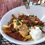 Smothered Fries - FUB