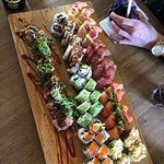 Billede af Sushi Taro